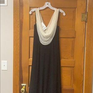 Size 10 Long Black Dress